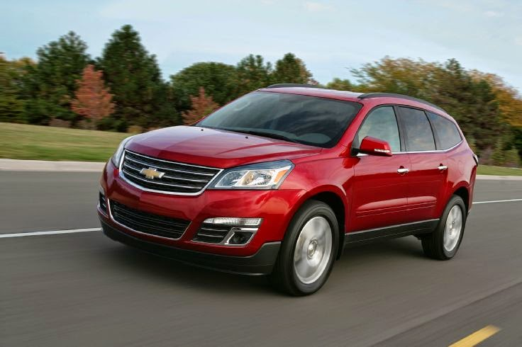 Chevrolet Earns Nine Edmunds.com Awards