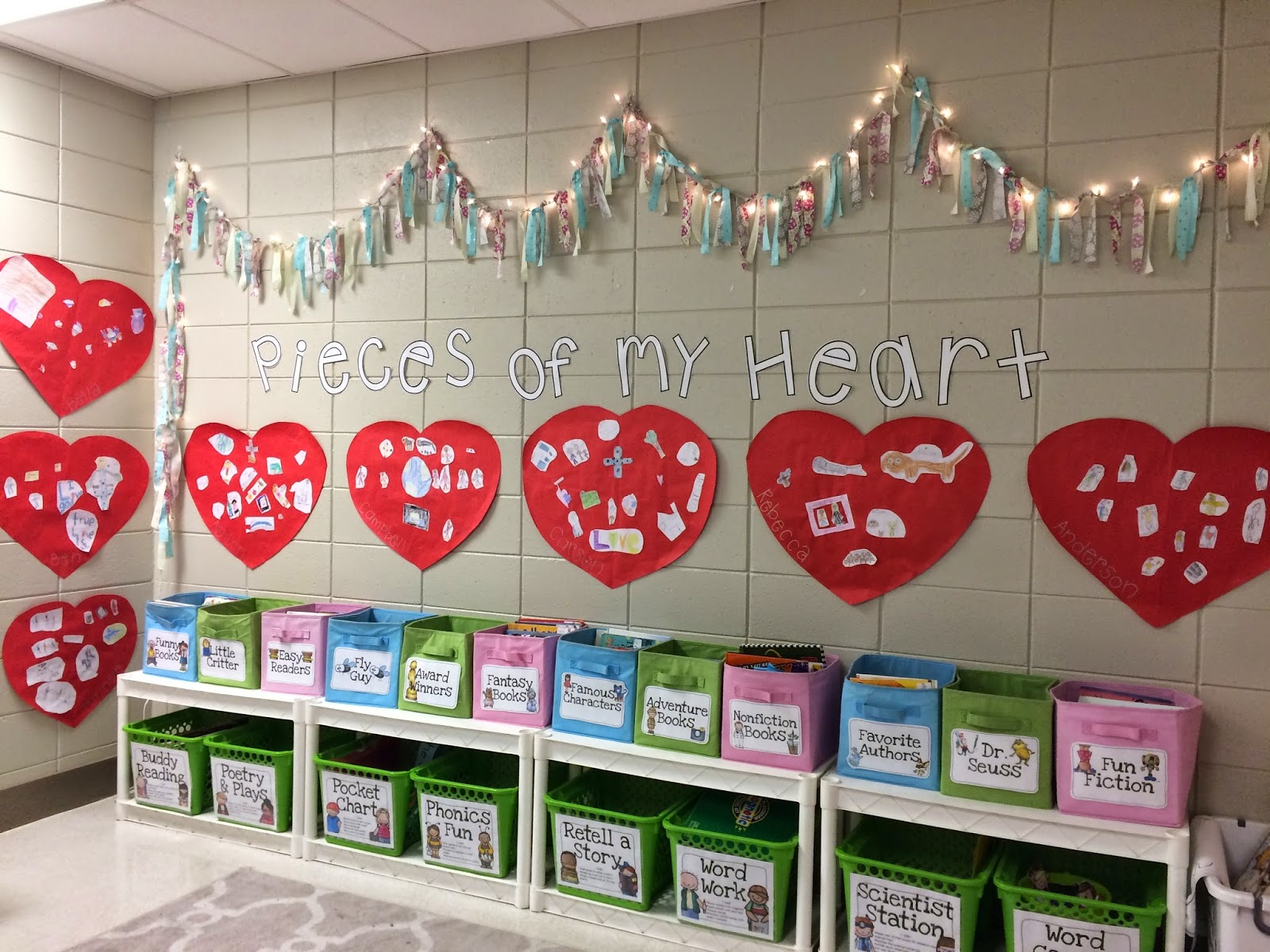 First Grader...at Last!: Valentine ideas, a freebie, a cool book ...