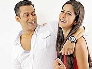 Salman Khan and Katrina Kaif Ek Tha Tiger
