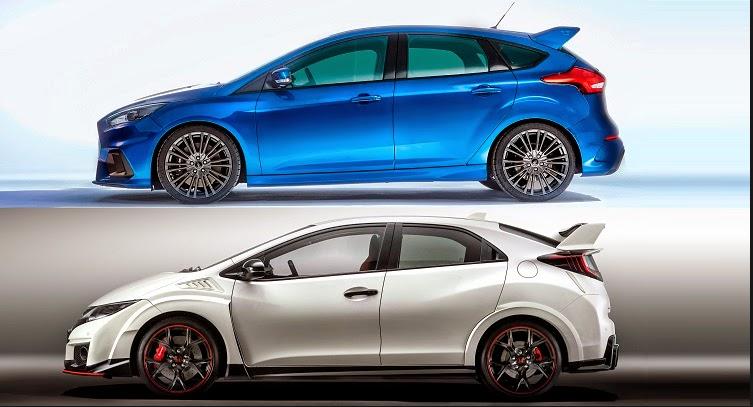 Spesifikasi Ford Focus Rs Terbaru
