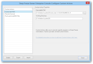 Deep Freeze Server Enterprise 7.61.270.4320