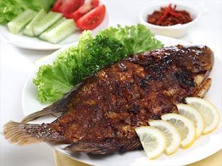 resep ikan gurami bakar