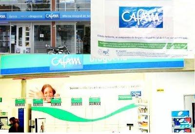 Supermercados Cafam