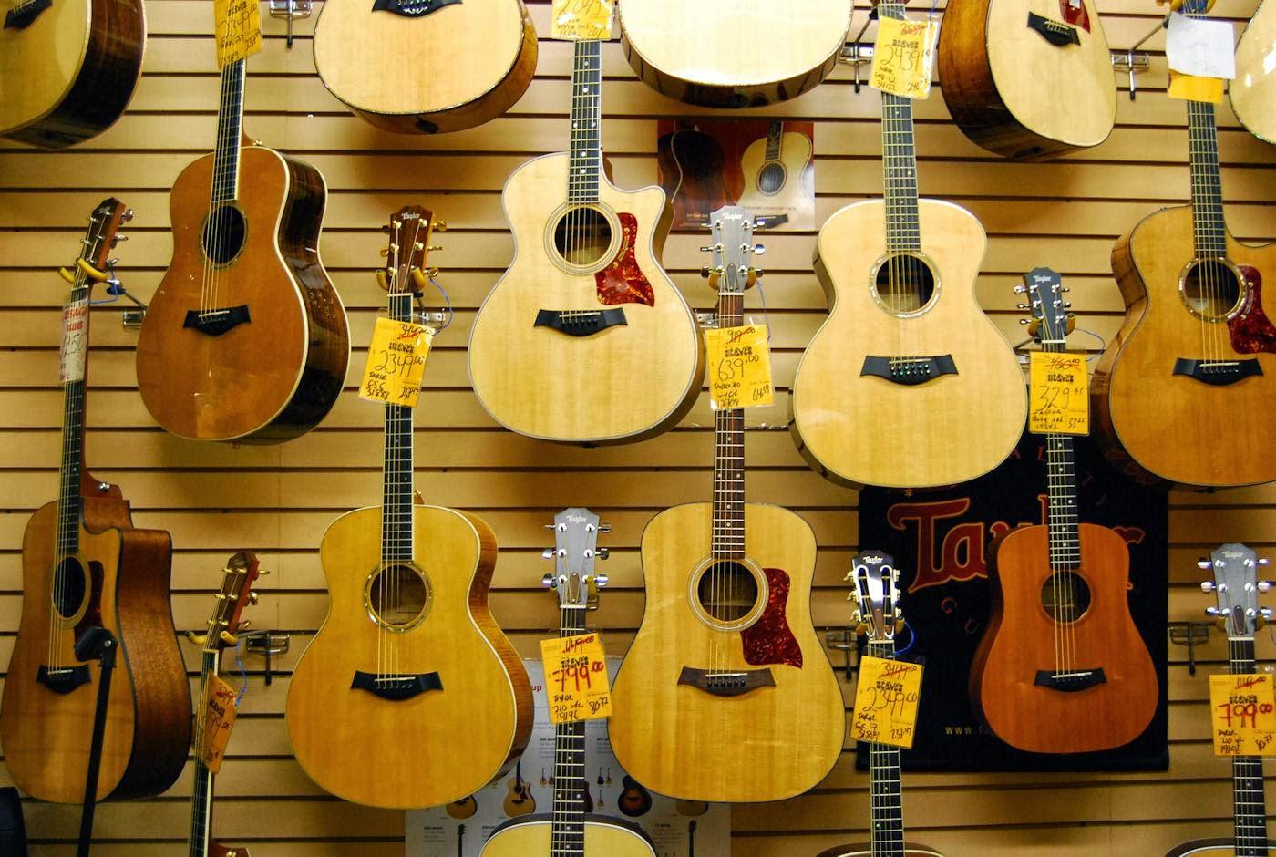 Wallpaper HD: Musical Instruments Wallpapers