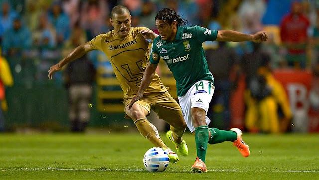 Ver partido Leon vs Pumas en vivo