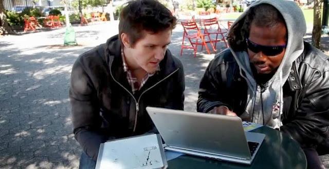 Gelandangan Ini Sukses Ciptakan Aplikasi untuk perangkat IOS