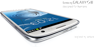 Samsung Galaxy S3 - Designed for Human and Inspired by Nature