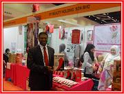 Halfest 10-14Okt 2012 PWTC,Nu-Prep 100 long jack Peneraju Herba Negara dengan ucapan SELAMAT DATANG