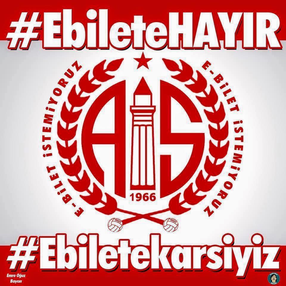 #EbileteHAYIR