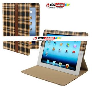 funda protectora iPad 4
