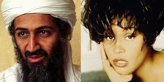 Osama Fans Berat Whitney Houston