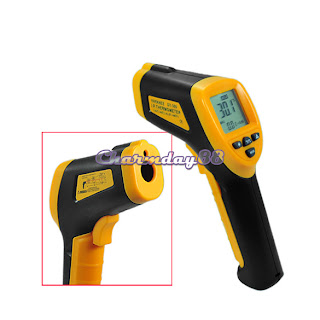 Popular C1MY Hot Non-Contact IR Laser Infrared Digital DT-360 Thermometer