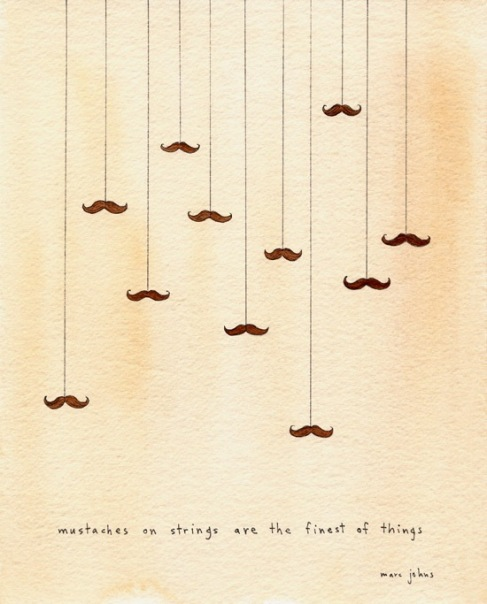Cute Mustache Wallpaper Tumblr Moustache String