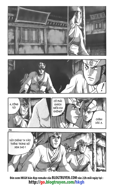 Hiệp Khách Giang Hồ chap 277 page 17 - IZTruyenTranh.com