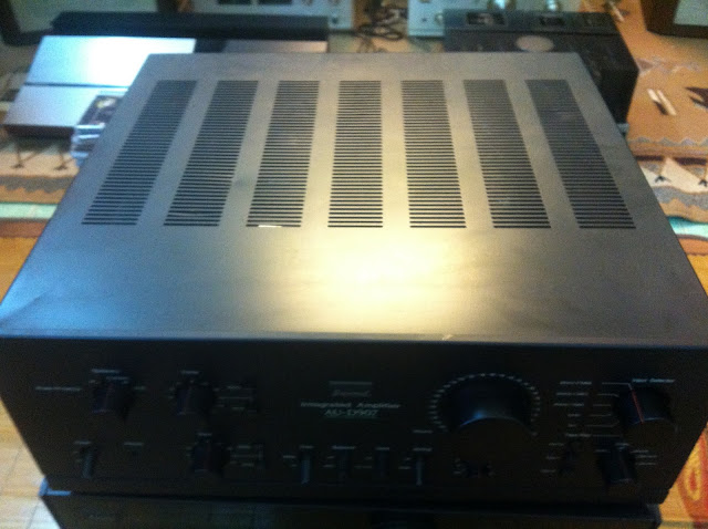 Amply Sansui - AU-907 - Made in Japan