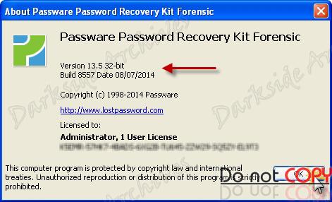 Passware Passware Kit Forensic 13.5.8557