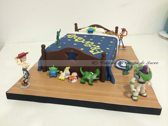 tarta toy story, toy story cake 1
