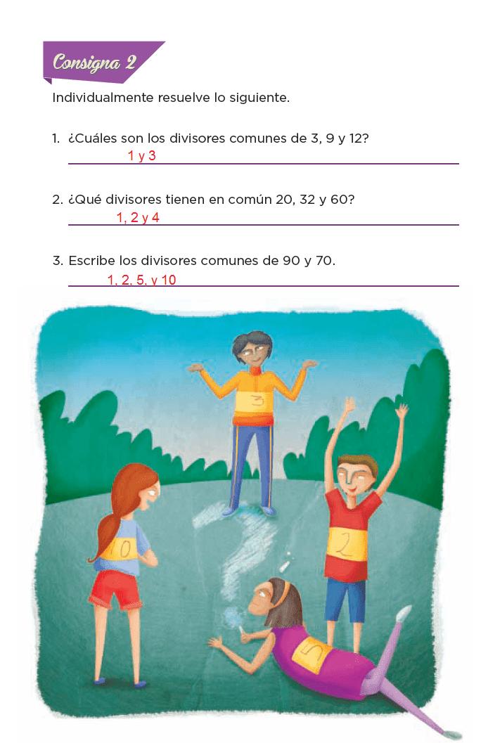 Respuestas Sin cortes - Desafíos matemáticos 6to Bloque 5to 2014
