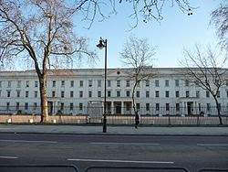 Wellington Barracks - from Wikipedia