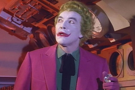 Batman Cesar Romero The Joker