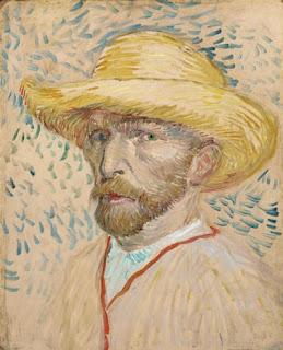 Ван Гог и его полотна в фотографиях больших размеров