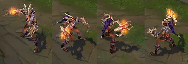 Surrender at 20: Champion and Skin Sale 8/14 - 8/17 Ironscale Shyvana Ingame