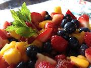Ensalada de frutas ensalada de frutas