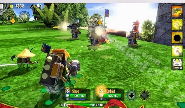 Download Bug Heroes 2