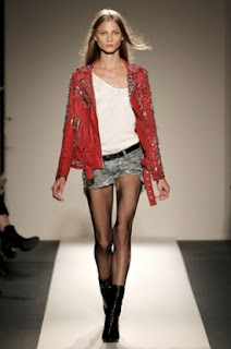 Spring/Summer 2013 Glam Punk Fashion Trend