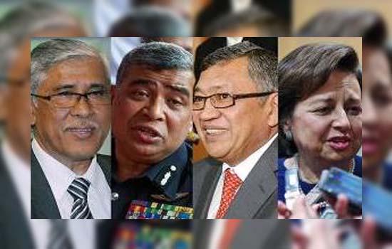 RM2 Juta Dimasukkan Ke Akaun Rosmah Mansor