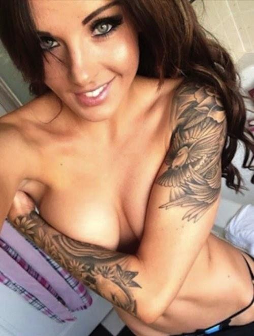 Garotas tatuadas