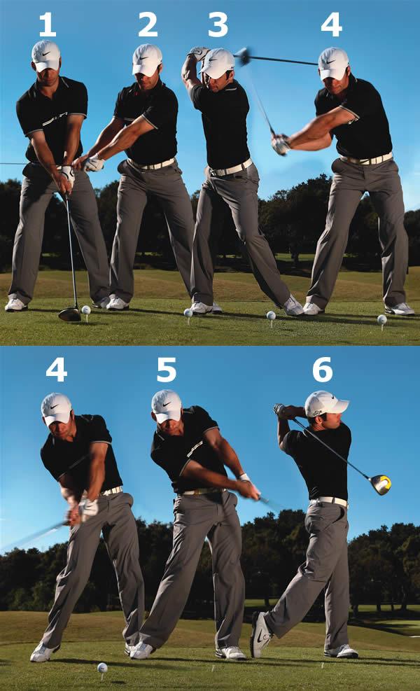 Golf Swing Blog Perfect Golf Swing The Simple Golf