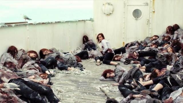 Triangle film 2009 film dead bodies screenshot