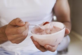 three day yogurt diet