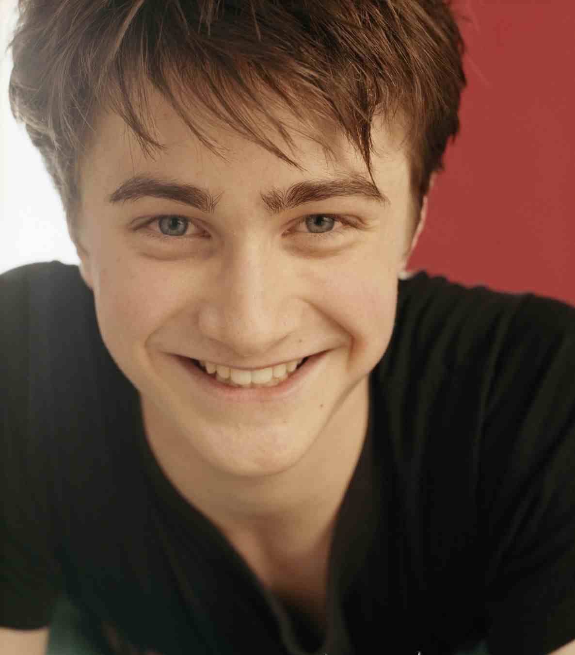 Infinity: Daniel Radcliffe Biography Daniel Radcliffe