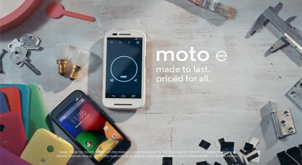 Lanzan nuevos Moto G y Moto E de Motorola