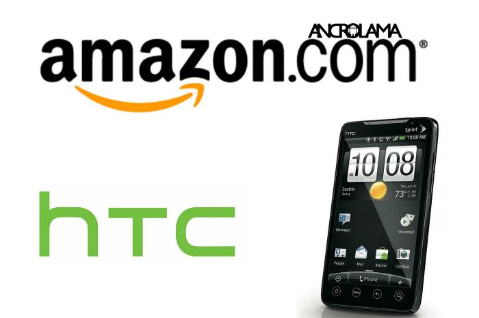 HTC Artık Amazon ile Yollarını Ayırdı