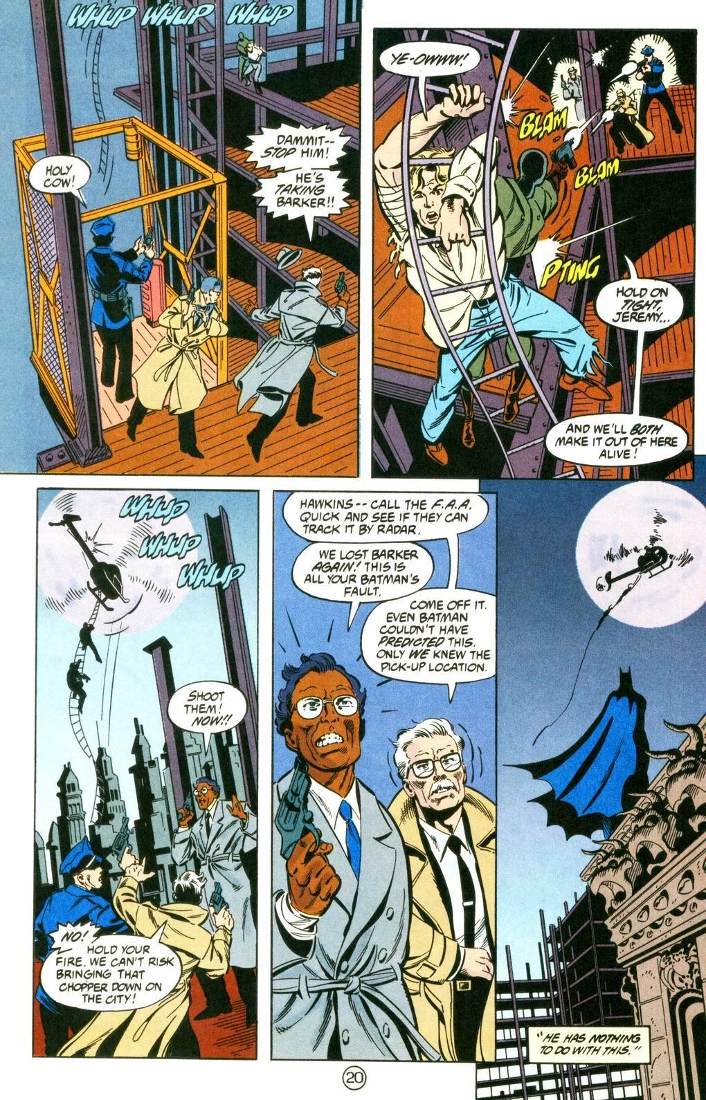 Deathstroke (1991) Issue #8 #13 - English 20