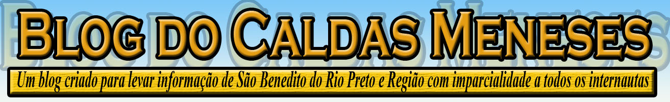 BLOG DO CALDAS MENESES