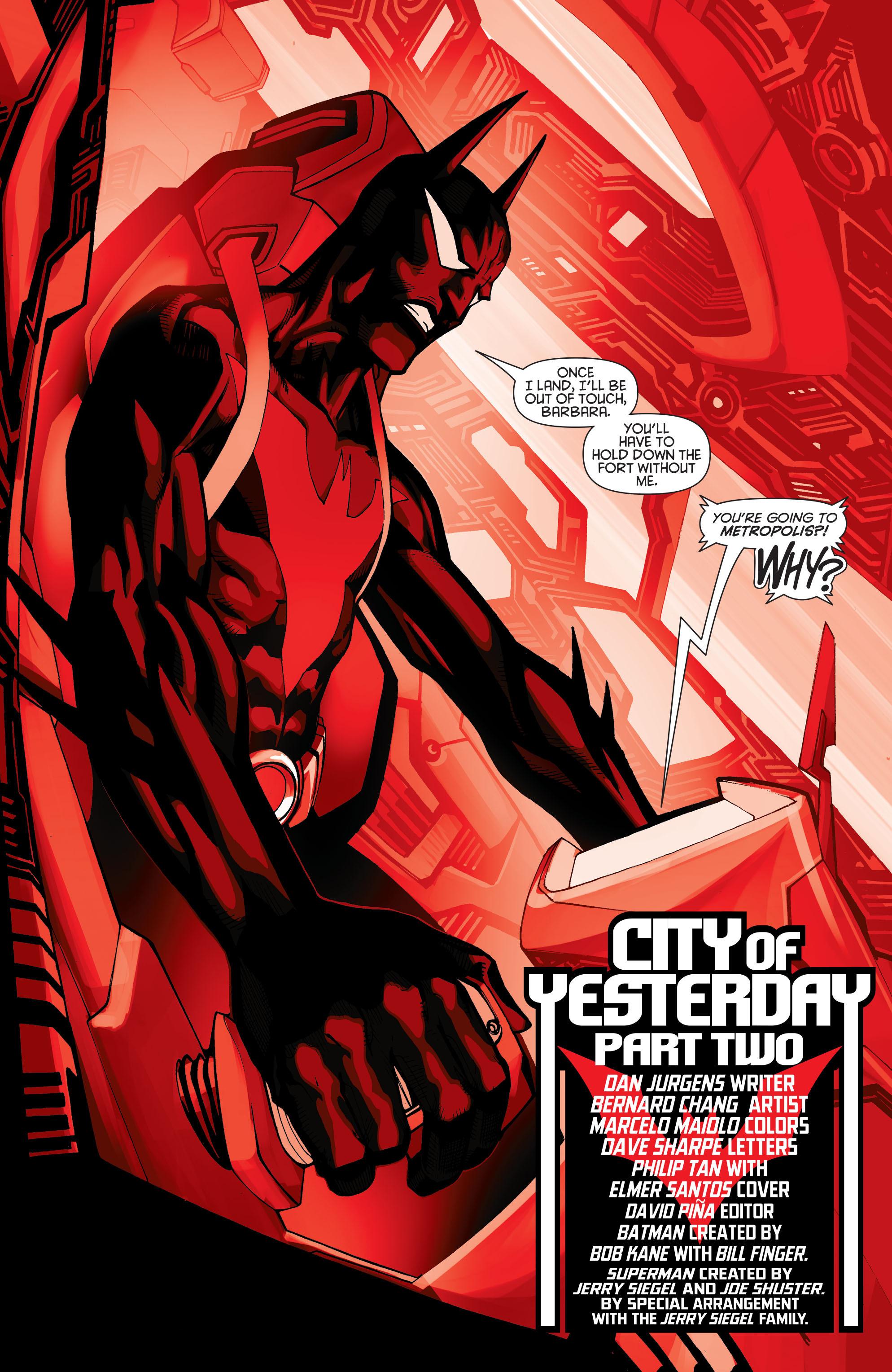 Batman Beyond (2015) Issue #9 #9 - English 3