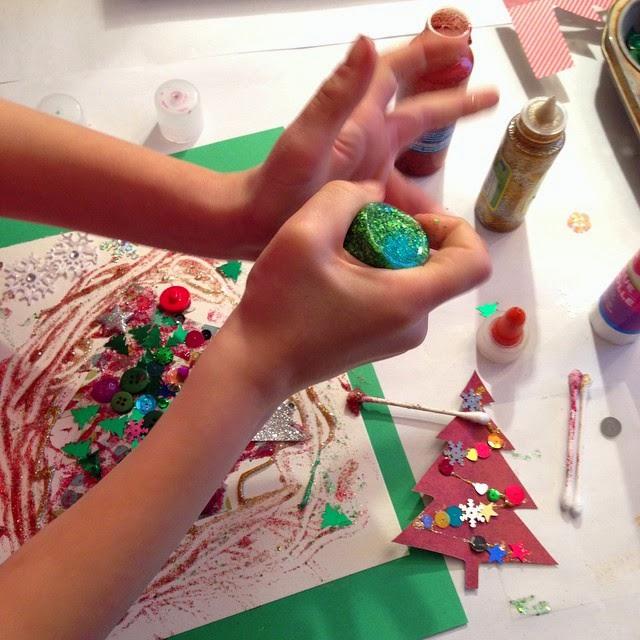 Julie Philippon bricolage Noël Yoopa