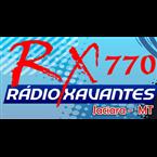 ouvir a Rádio Xavantes AM 770,0 Jaciara MT
