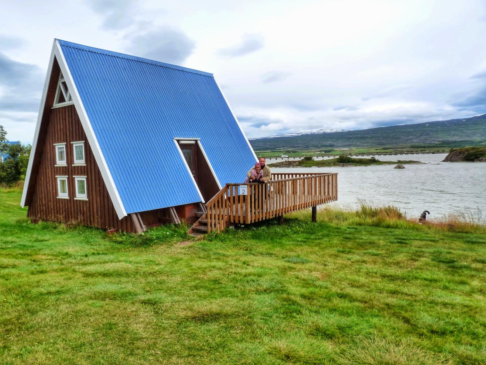 viajar con grace: alojamientos en islandia