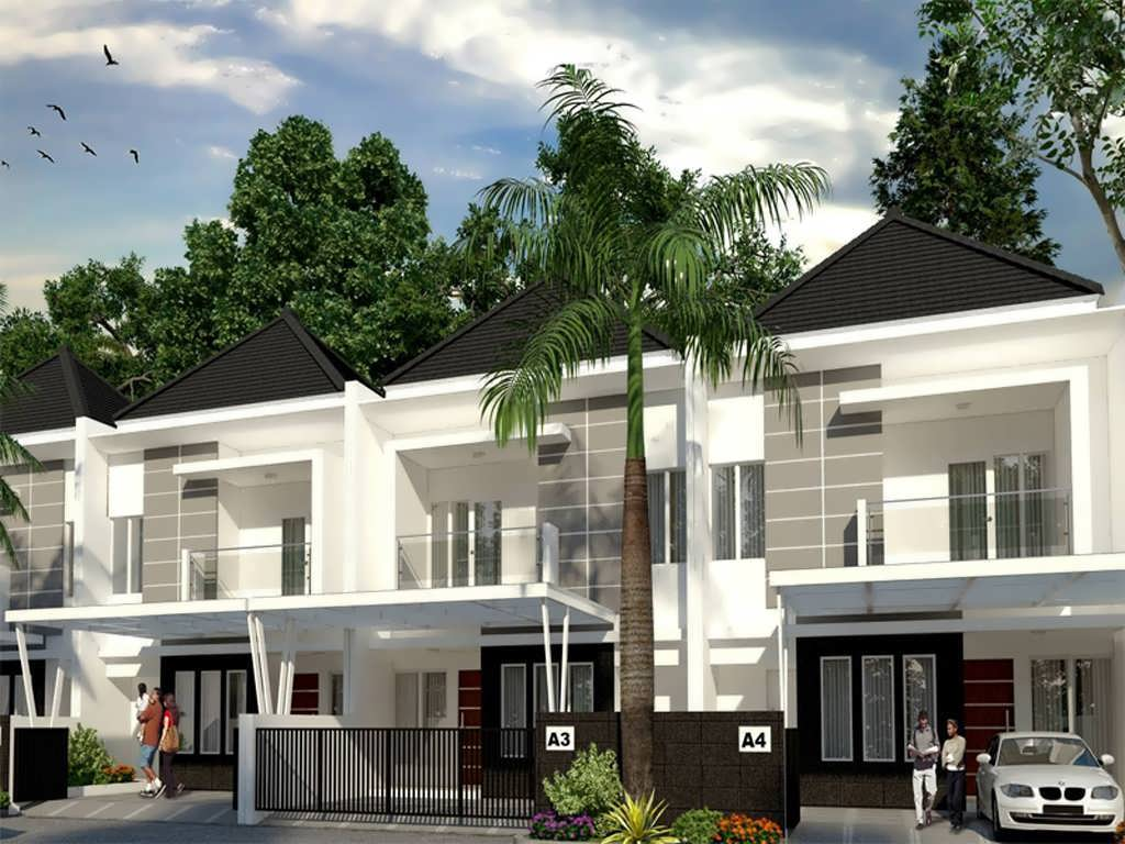 rumah bekasi dijual botania 2 residence di rawa lumbu