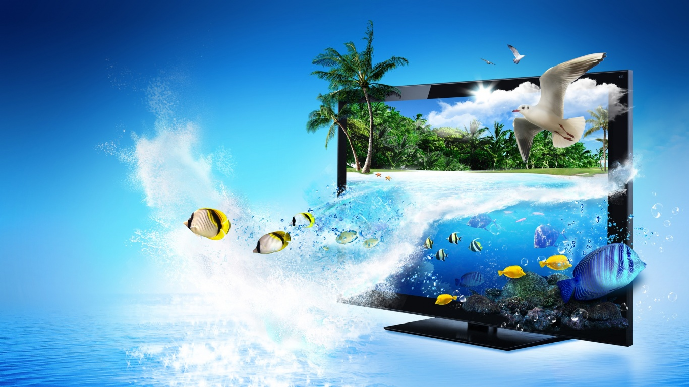 Hd wallpapers desktop 3d desktop wallpapers for 3d photo wallpaper