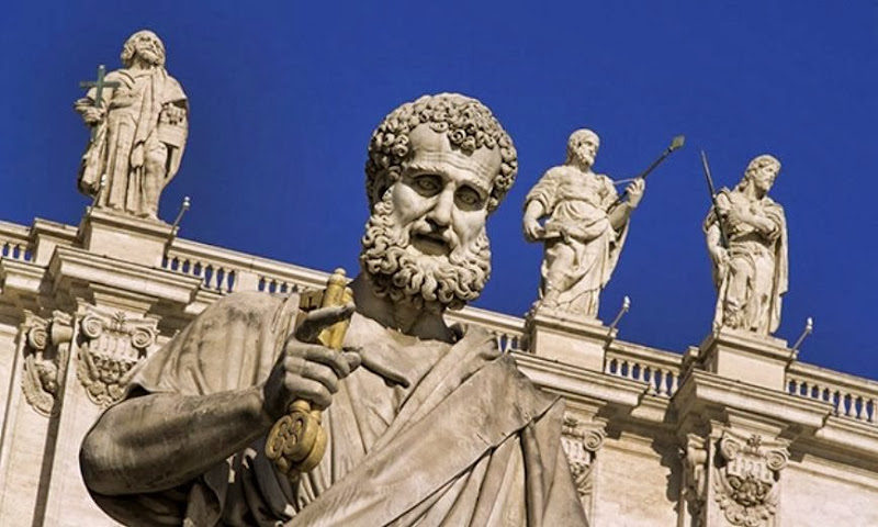 Vatican to display bones claimed to be those of Saint Peter