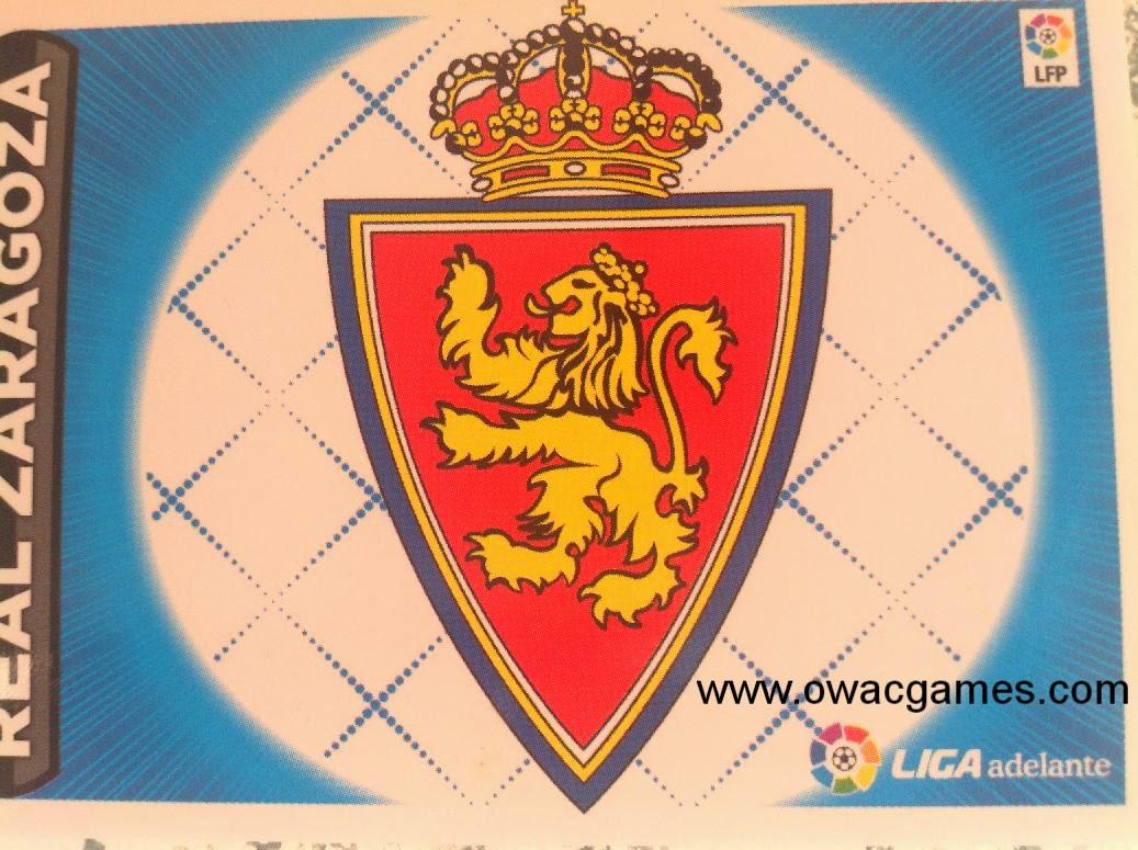 Liga ESTE 2014-15 escudo Zaragoza