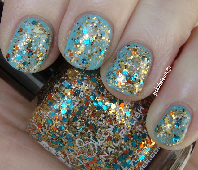 KB Shimmer's Sand In My Stocking
