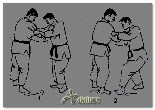 Teknik Dasar Bantingan Osoto-Rari - Beladiri Judo