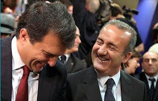 Alfons Godall Laporta Villarato Barçagate UEFA FIFA RFEF escandalo